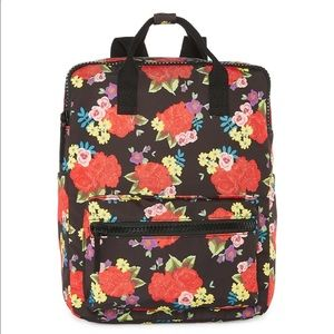NWT Arizona Campus Life Floral Backpack